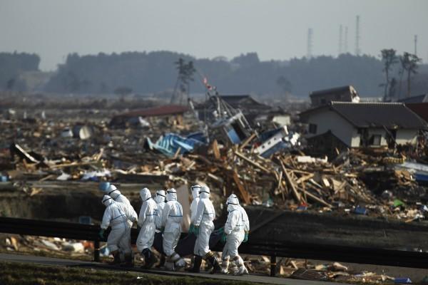日本311大地震即將邁入4週年,受災地區人口的外流現象持續不斷。(圖取自美聯社)