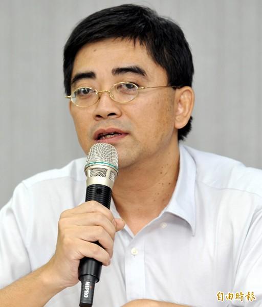 中央大學經濟系教授邱俊榮。(資料照,記者張嘉明攝)