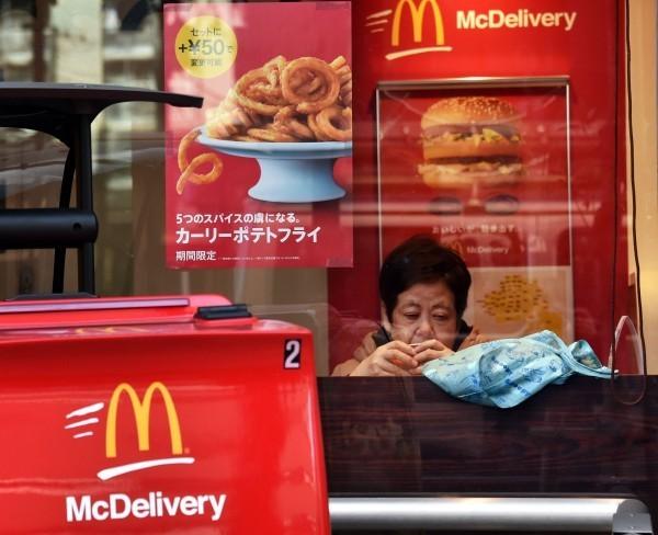 日本麥當勞近日公布整頓計畫,希望能挽回信譽與流失的客群。(資料照,法新社)