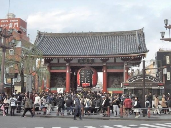 中國旅客春節搶占日本旅館,讓當地民眾抱怨旅館難訂。(資料照,記者黃立翔攝)