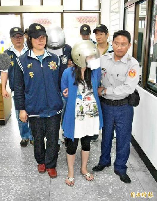 4年前震驚各界的王昊受虐致死案,其生母潘美芳二度因懷孕聲請保外待產,日前又再度棄保逃亡被通緝。(資料照,記者吳昇儒攝)