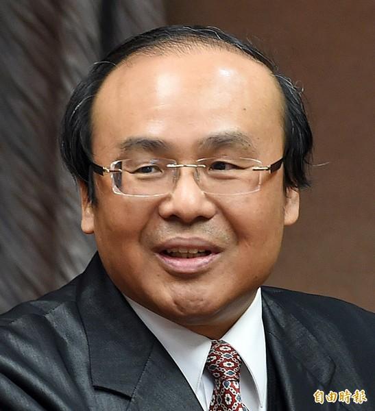 交通部長陳建宇。(資料照,記者羅沛德攝)