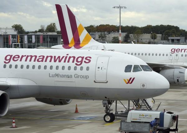 日耳曼之翼成立18年來,首度發生空難意外。(美聯社)
