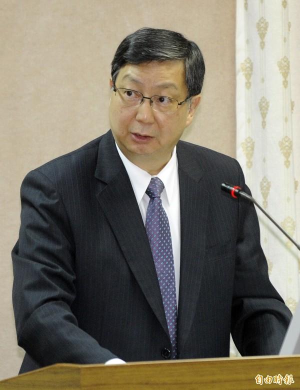 經濟部次長卓士昭表示貨貿第十輪談判將在北京舉行,但不透露是在那家飯店談判。(資料照,記者王藝菘攝)