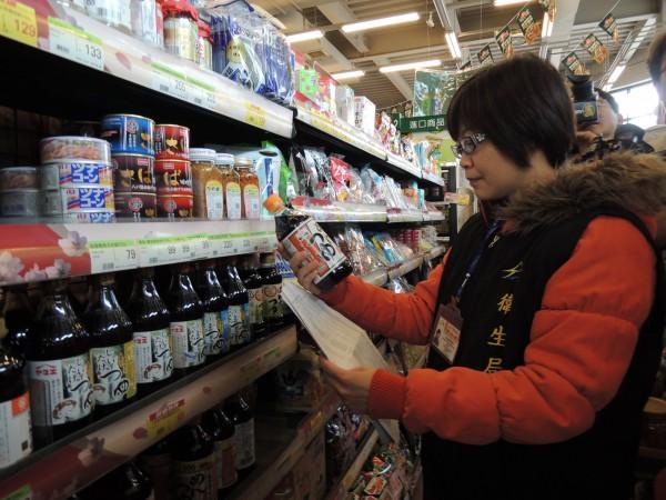 日本核災區食品遭改標違規輸入台,福島農民被問到,是否發生過業者竄改產地問題,農民氣憤表示:「日本人絕對不會這樣做!」(資料照,記者蔡淑媛攝)