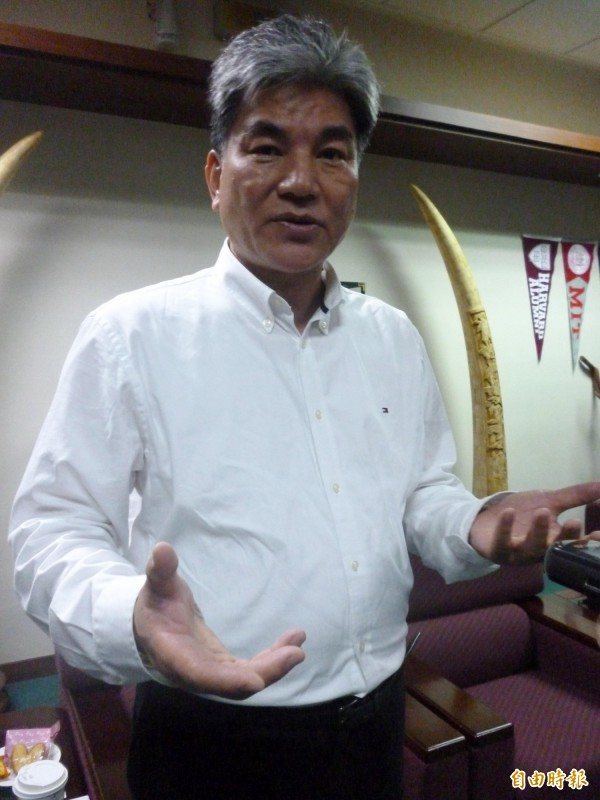 李鴻源昨天重申,2016年總統大選一定有他扮演的空間,他也呼籲藍軍趕快產出參選人。(資料照,記者陳文嬋攝)