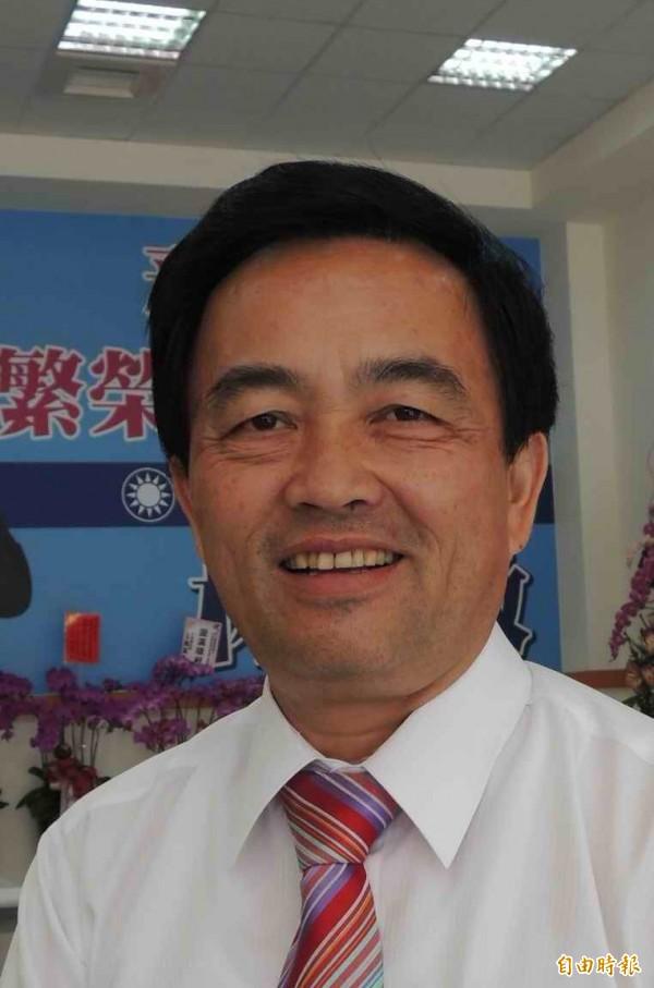 國民黨立委林滄敏在本屆立委任內,被列為待觀察名單。(資料照,記者吳為恭攝)