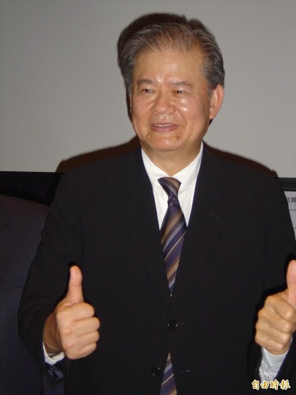 日勝生董事長林榮顯傳想私會台北市長柯文哲,但遭到回絕。(資料照,記者陳永吉攝)