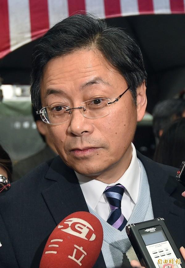 行政院副院長張善政表示,希望台灣有機會參與美國反駭客網攻演習,防禦來自中國駭客的攻擊。(資料照,記者廖振輝攝)