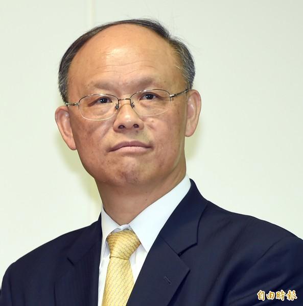 經濟部長鄧振中。(資料照,記者羅沛德攝)