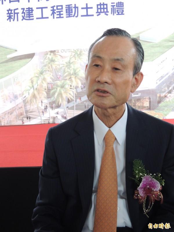 遠雄企業團董事長趙藤雄。(資料照,記者林美芬攝)