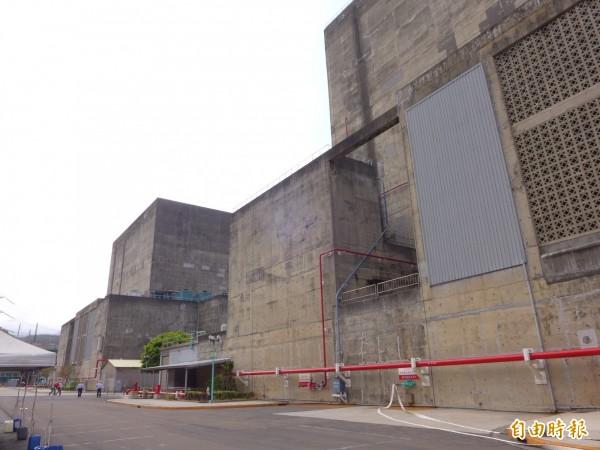 行政院長毛治國表示,核一廠的除役申請將在今年底提出,並在明年底決定除役與否。(資料照,記者李雅雯攝)