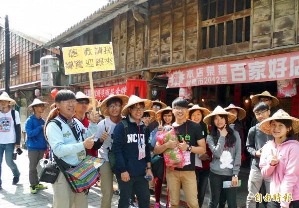 無米樂社區提供免費食宿換工,希望更多年輕人投入台灣農村營造工作。(記者王涵平攝)