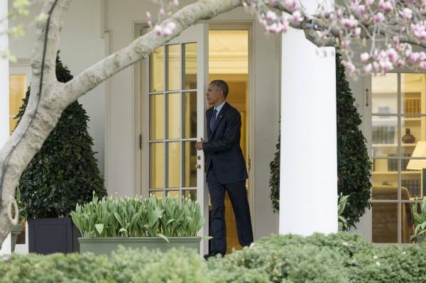 美國白宮宣布將增設中性廁所,讓有需要的人可根據自我認定的性別,自由選擇在哪上廁所。(歐新社)