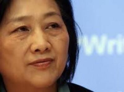 曾獲「新聞自由英雄獎」中國名記者高瑜,被控洩國家機密重判7年。(圖片擷取自網路)
