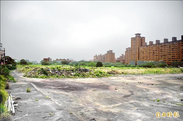 RCA7.2公頃廠址被列為重大污染場址。(記者邱奕統攝)