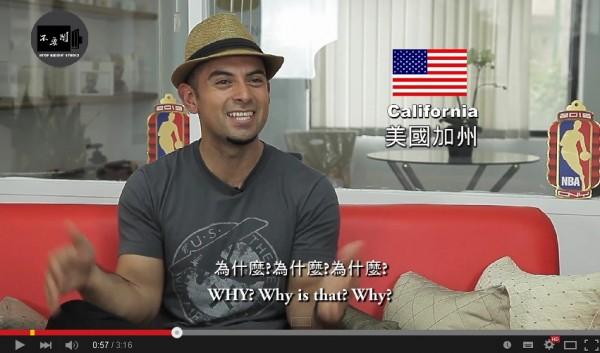 《復仇者聯盟2:奧創紀元》台灣搶先全球上映,讓外國人直問:「為什麼!」(圖取自YouTube)