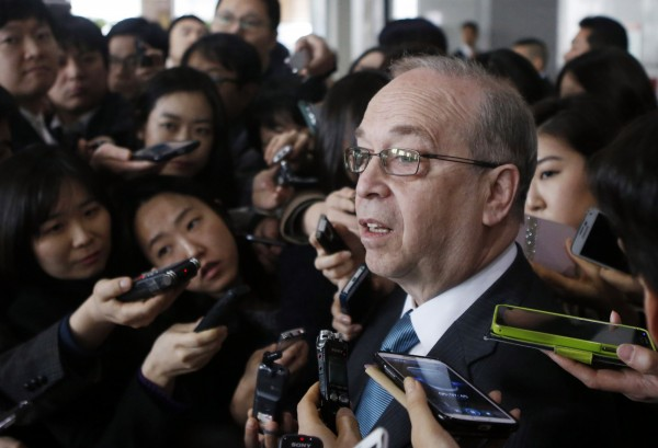 美國國務院亞太助卿羅素今天代表政府表態,支持台灣成為國際刑警組織的觀察員成員。(路透)