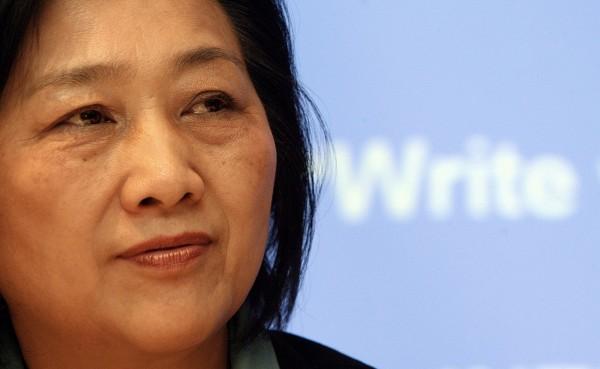 中國記者高瑜被重判7年徒刑,全球各界紛紛呼籲中國當局應放人,勿再壓制異議人士。(法新社)