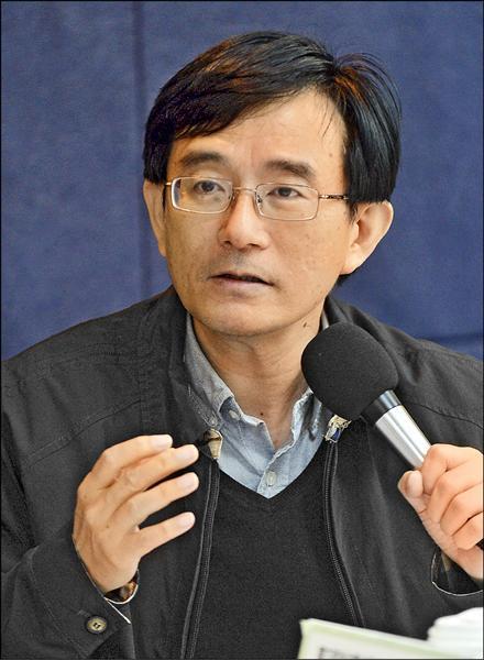 政大台史所所長薛化元。(資料照)