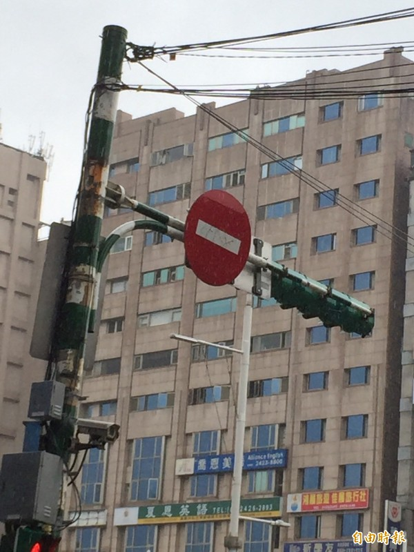 基隆有4218支路口監視器,暫不跟進監視器取締違停。(記者盧賢秀攝)