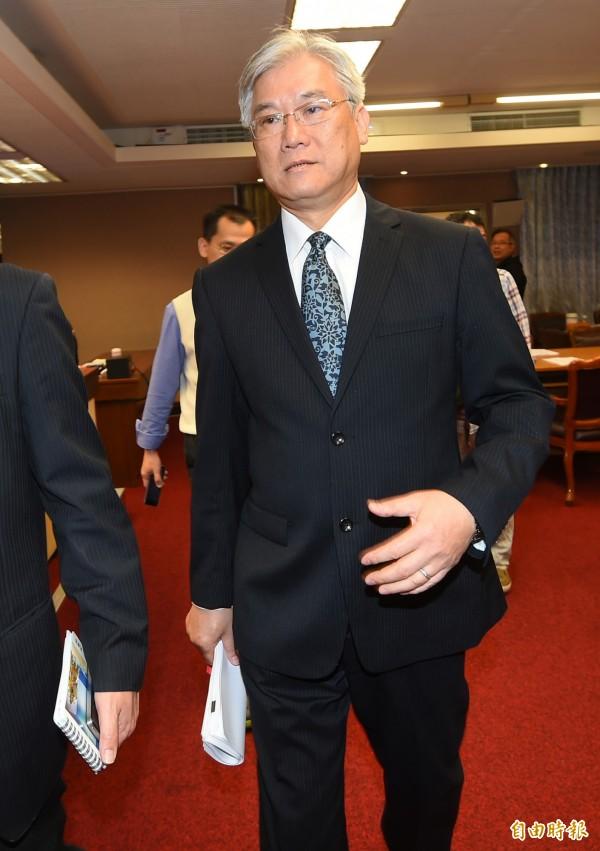 行政院陸委會主委夏立言今天表示,希望促成「夏張會」在5月舉行,並就M503航路、兩岸兩會互設辦事機構、台灣參與亞投行等諸多議題進行討論。(資料照,記者張嘉明攝)