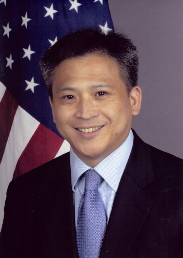 前美國國務院亞太副助理國務卿梅健華將接任AIT台北辦事處處長。(美國在台協會提供)