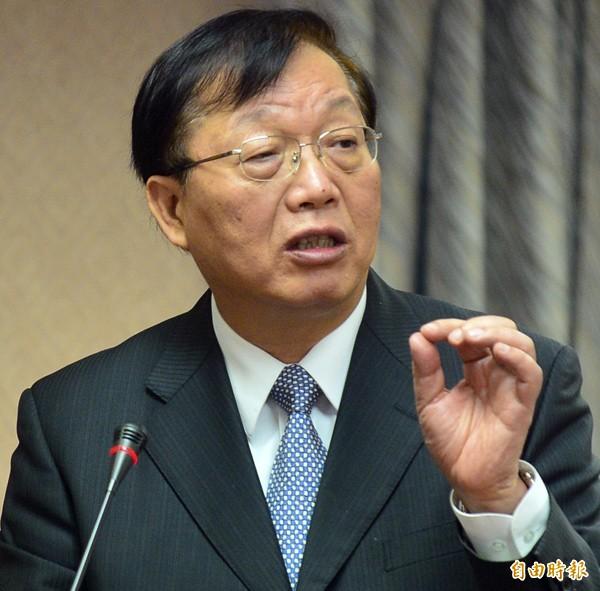 內政部長陳威仁。(資料照,記者王藝菘攝)