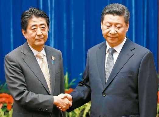 根據中國官媒調查指出,日本有近93%人討厭中國人。註:圖為中日關係示意圖。(圖擷取自網路)