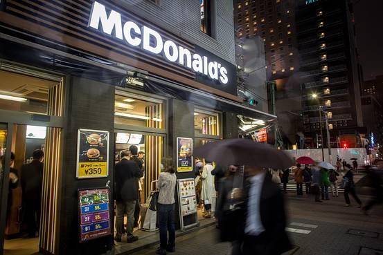 麥當勞在日本的存亡,一切都看民眾最後買不買單!(圖擷取自《華爾街日報》)