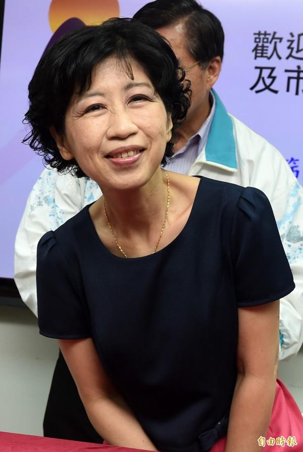 台北市長柯文哲夫人陳佩琪今在臉書發文大談性別平權。(資料照,記者簡榮豐攝)