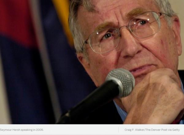 美國資深記者赫希日前撰文,指出美國政府公諸於世的獵殺賓拉登行動,其實充滿謊言。(圖擷取自VOX)