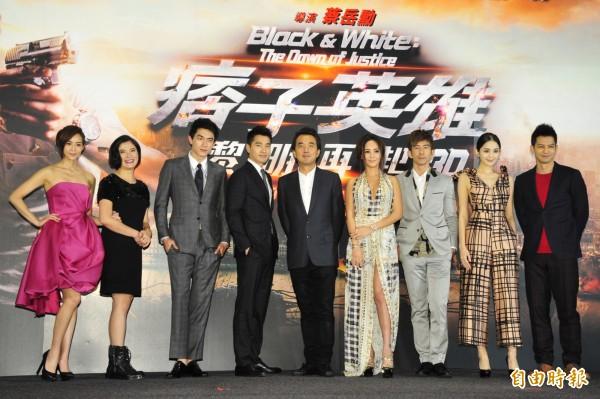 數百名網支在網路上非法下載《痞子英雄2:黎明再起》,遭到電影公司提告。(資料照,記者潘少棠攝)