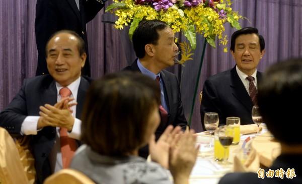 段宜康看了國民黨總統初選提名的拖棚大戲,有感而發以「捨不得」為題寫了篇3百多字的作文。(資料照,記者林正堃攝)