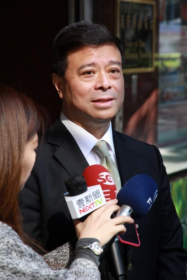 王金平昨日宣布不領表,劉文雄今天指出,國民黨內部正醞釀一股分裂的力量。(資料照,記者錢利忠攝)