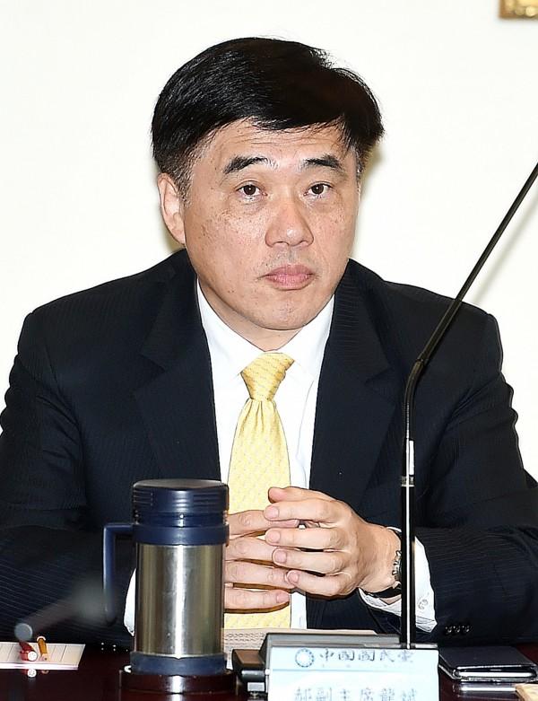 台北市前市長郝龍斌獲得4.75%(616票)的票數。(資料照,記者方賓照攝)