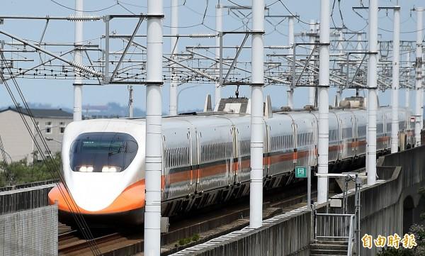 台灣高鐵苗栗、彰化、雲林站將在12月1日正式通車。(資料照,記者朱沛雄攝)