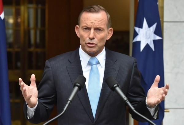 澳洲總理艾伯特指出,澳洲若要公投須修憲,因此不可能舉辦同性戀婚姻合法化的公投。(法新社)