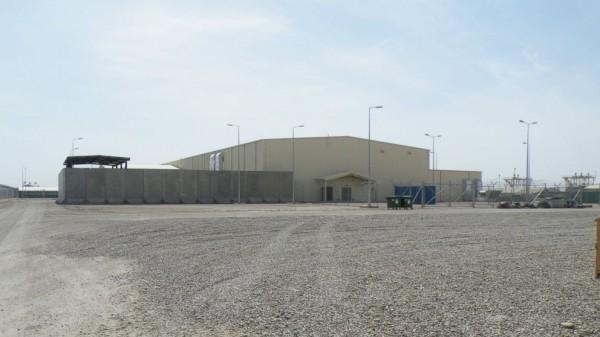 美國2013年建成於阿富汗的司令部大樓淪為蚊子館。(圖片擷取自美國廣播公司新聞網)