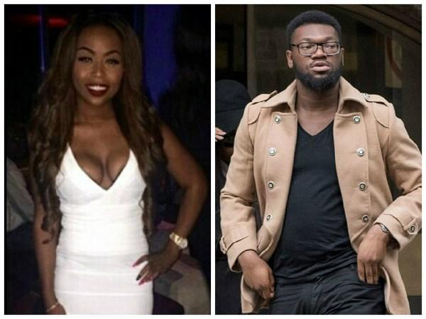 伊烏莎(左)只因在街上等候(右)45分鐘之久,氣得誣告奈及利亞籍的會計師(右)性侵,而伊烏莎最後也遭警方起訴。(圖取自每日郵報)