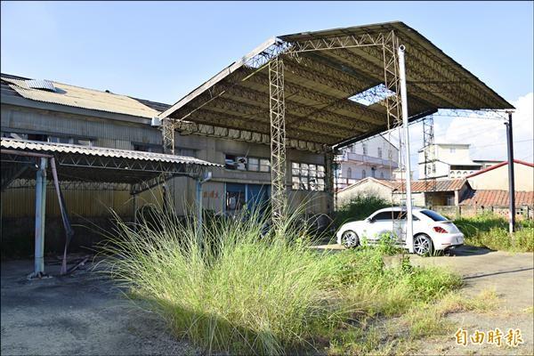 福安菸葉輔導站將打造為客家藝文中心。(記者蘇福男攝)