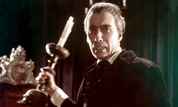 克里斯多福李爵士曾因是演吸血鬼伯爵德古拉而紅極一時。(圖擷自《衛報》)
