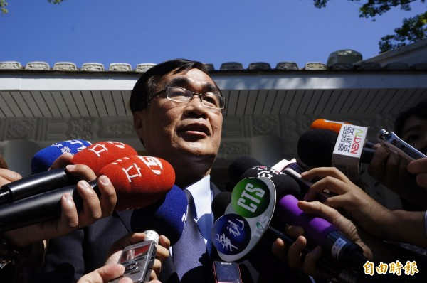 國民黨秘書長李四川將在稍後上午10時召開記者會,公布洪秀柱民調結果。(資料照,記者林近攝)