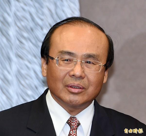 交通部長陳建宇。(資料照,記者廖振輝攝)