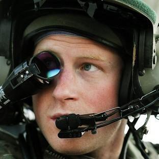 英國哈利王子(Prince Henry of Wales)正式退役,接下來決定成為動物守護者,捍衛野生動物如犀牛等的安全。(圖片擷取自Daily Echo)