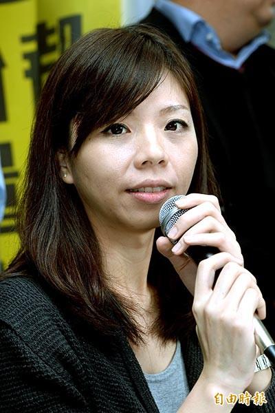 目前僅時代力量與民進黨較有協調空間,在台中市第三選區整合出洪仲丘姊姊洪慈庸。(資料照)