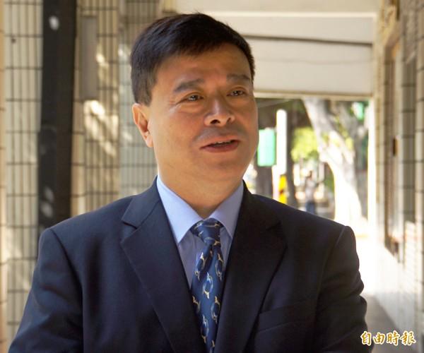 親民黨副秘書長劉文雄。(資料照,記者錢利忠攝)