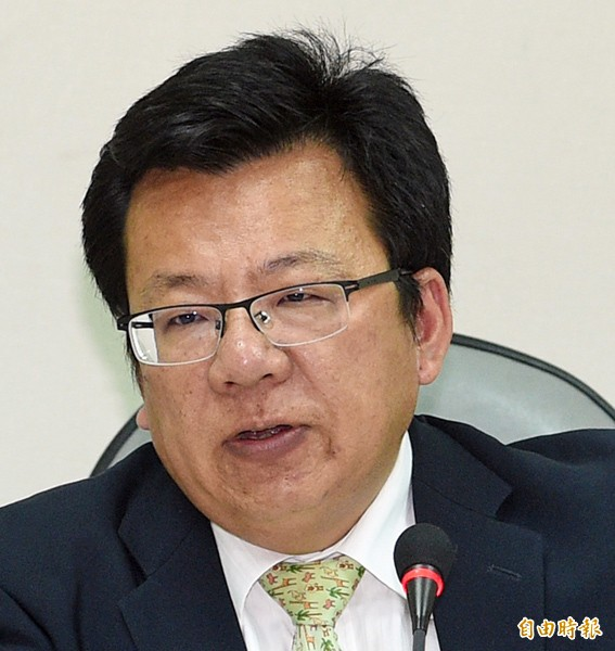民進黨立委李俊俋。(資料照,記者羅沛德攝)