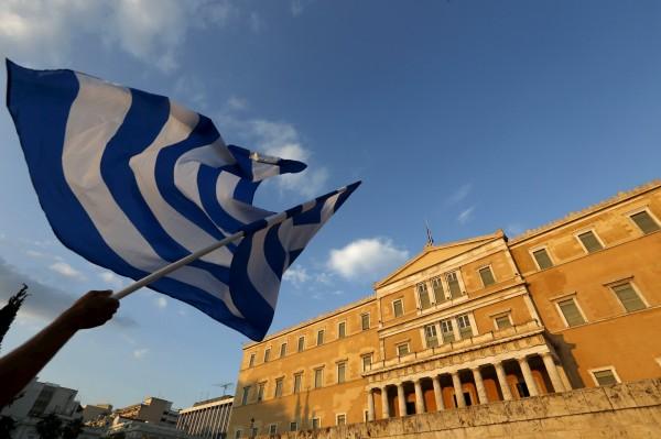 希臘瀕臨脫離歐元區危機。(路透)