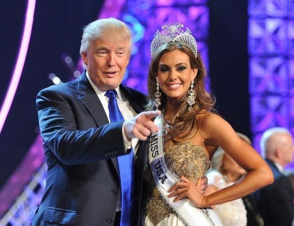 千億富豪川普因言論過激惹議,NBC決定停播川普節目。(圖擷取自美聯社)